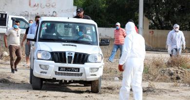 Prolonga Túnez el toque de queda en la capital por aumento de contagios
