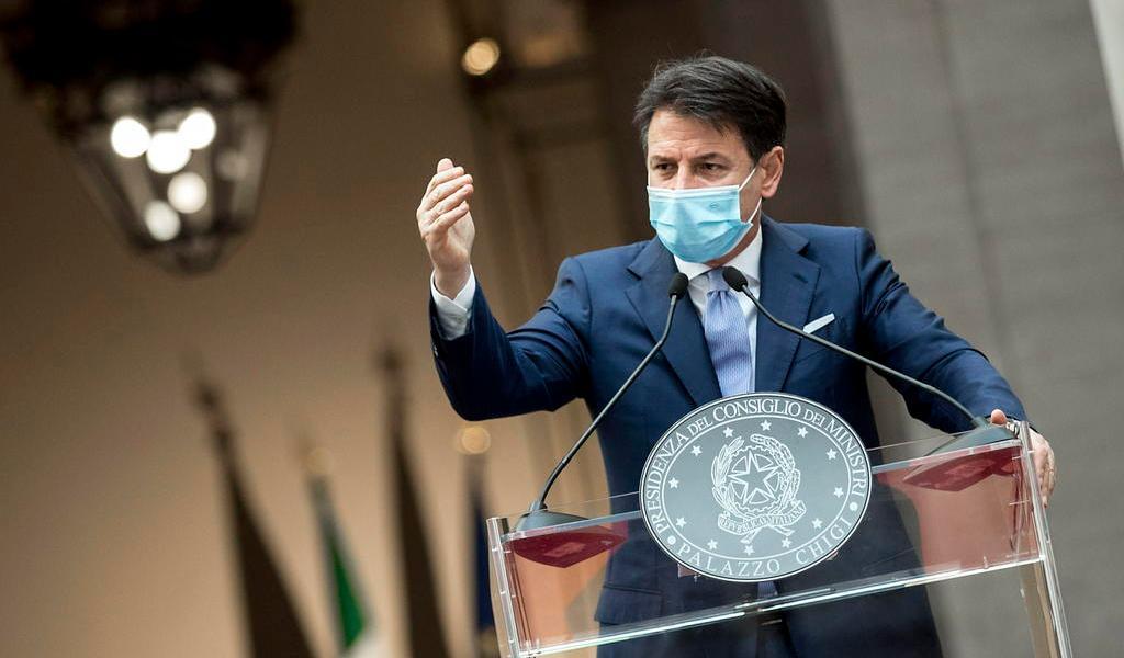 Italia impone nuevas restricciones contra COVID-19