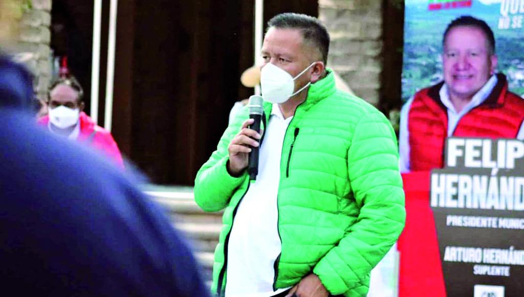 Muere alcalde electo de municipio de Hidalgo
