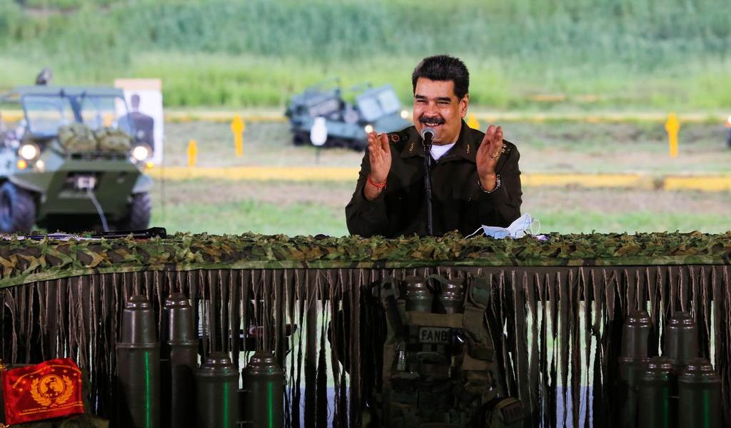 Ofrece Maduro diálogo al candidato que gane las elecciones en EUA