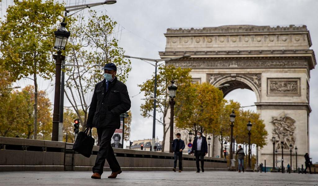 Francia supera los 1.4 millones de casos de COVID-19