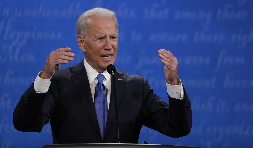 Joe Biden espera que éste año voten más personas en la historia de EUA