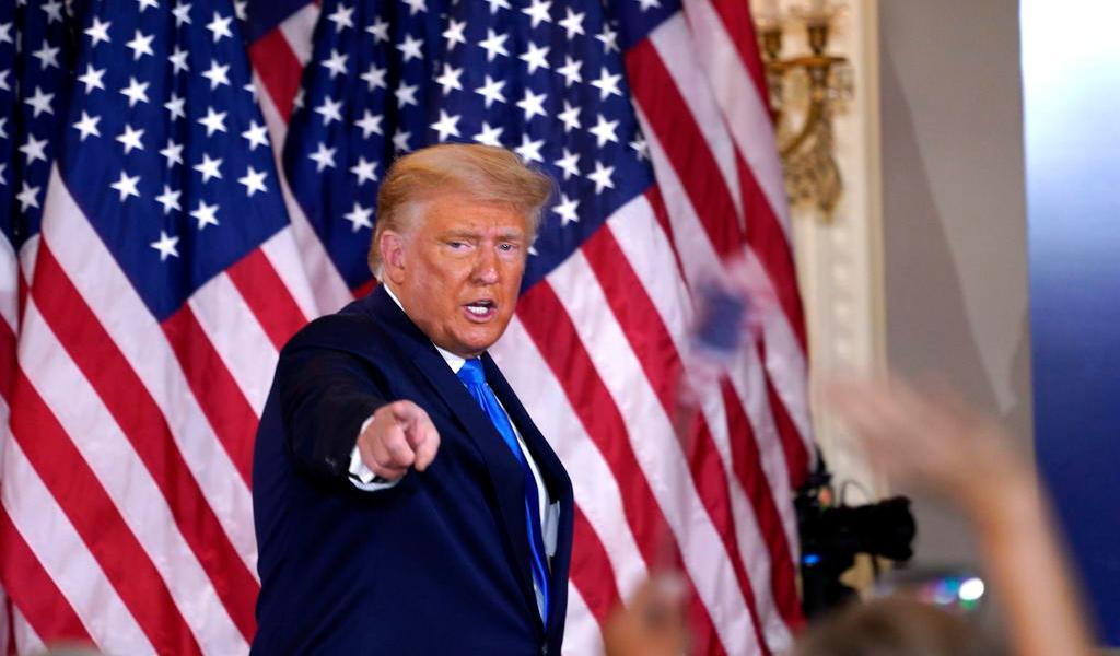 Campaña de Trump cree que el recuento 'legal' les otorgará la victoria