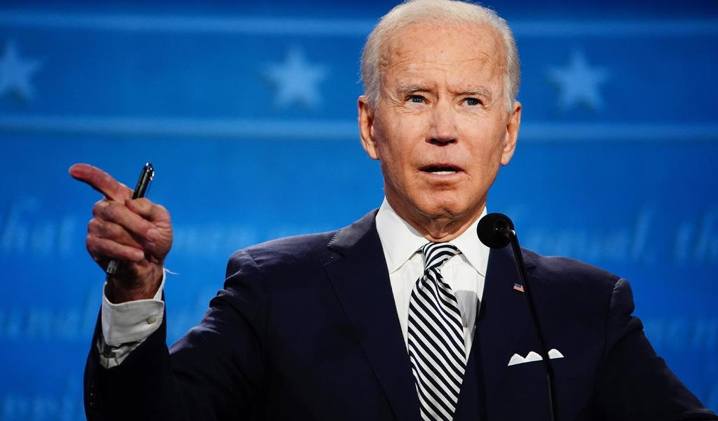 'Sean pacientes', pide Biden a simpatizantes ante conteo de votos