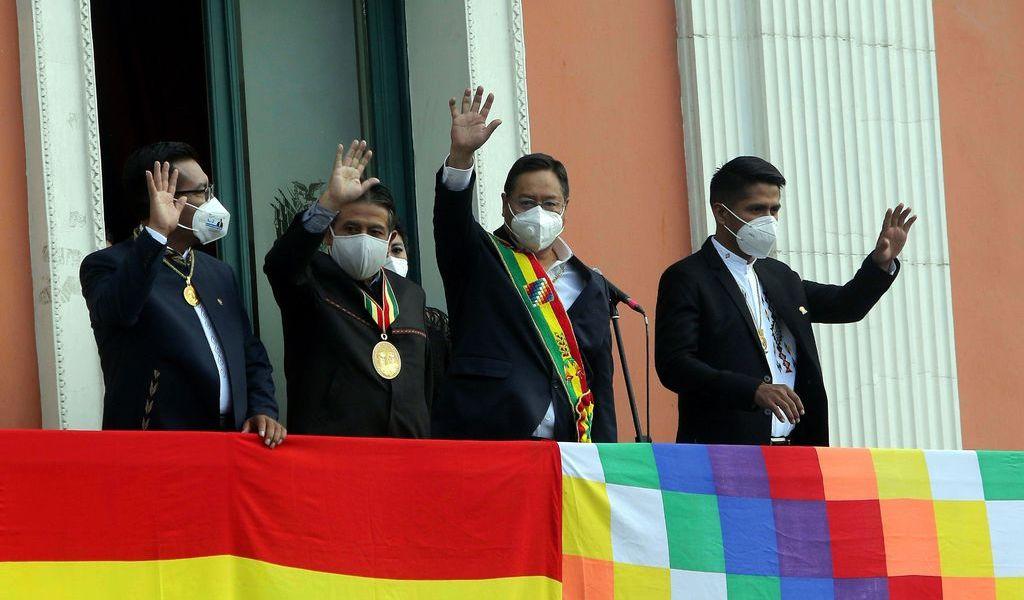 MAS de Evo llega al poder en Bolivia