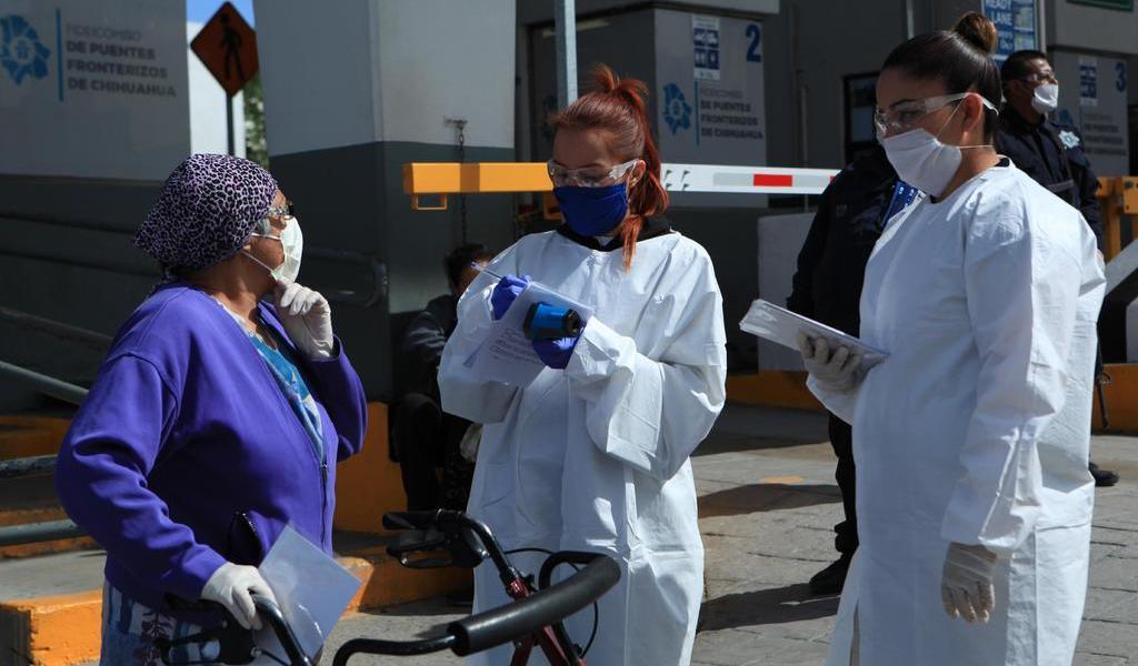 Golpea COVID-19 a El Paso con récord de muertes y personas hospitalizadas