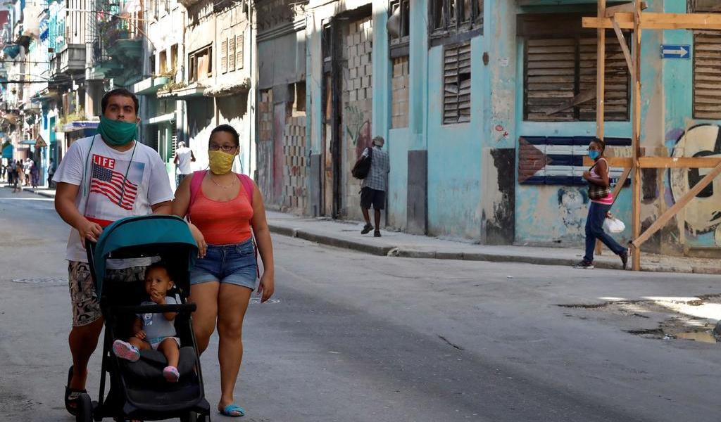 Reporta Cuba 22 nuevos casos de COVID-19; la mayoría en zona occidental