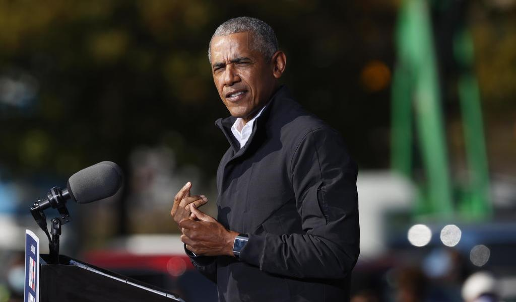 Descarta Obama un posible cargo en el Gobierno de Biden