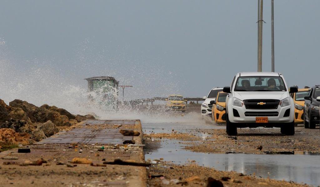 Huracán 'Iota' adquiere categoría 5 mientras se aproxima a Centroamérica