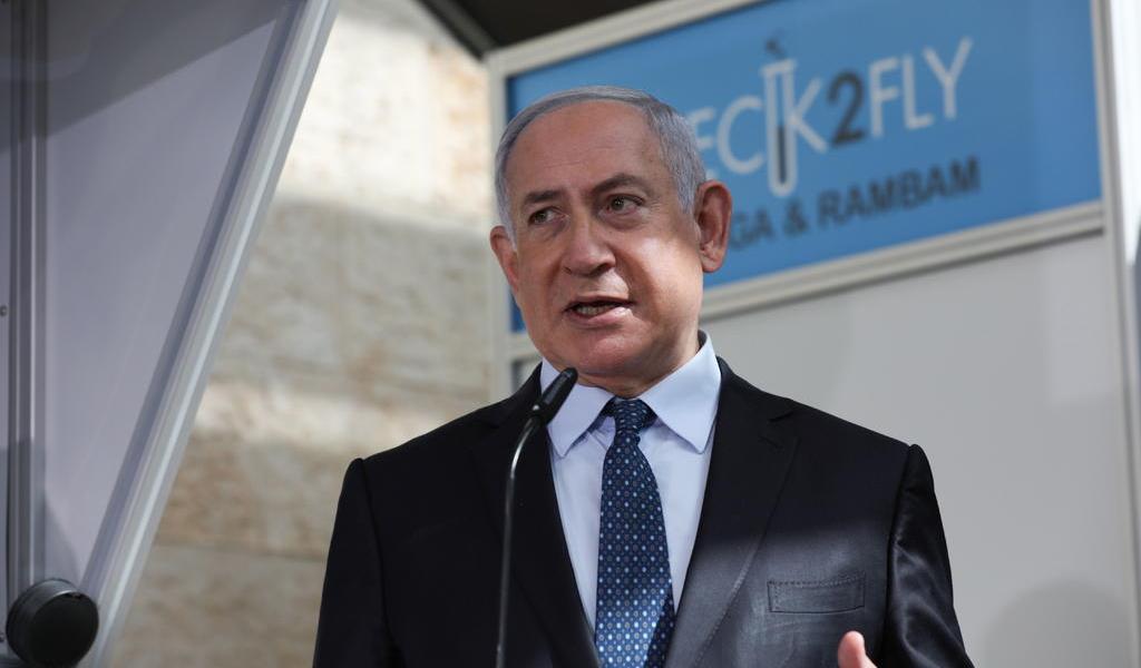 Habla Netanyahu con Biden en su primera conversación desde comicios de EUA