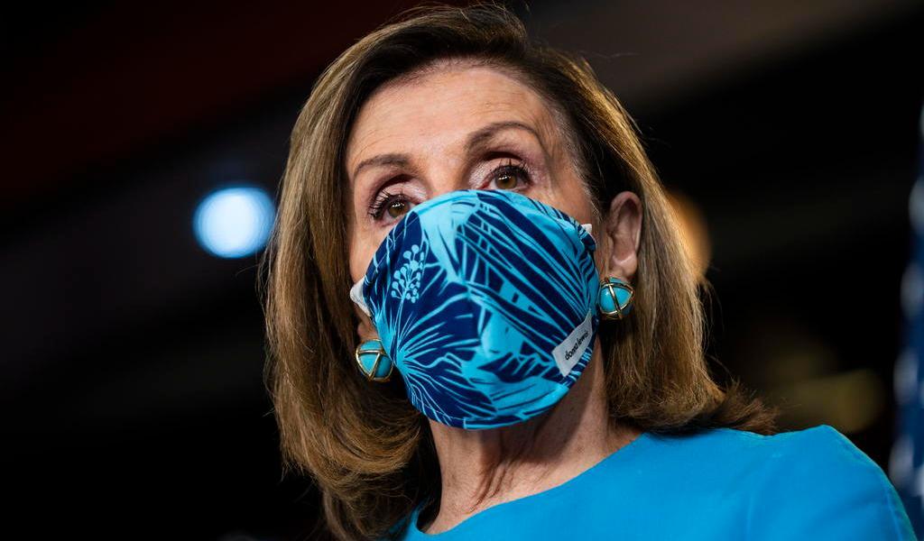 Postulan demócratas a Pelosi para presidir cámara baja