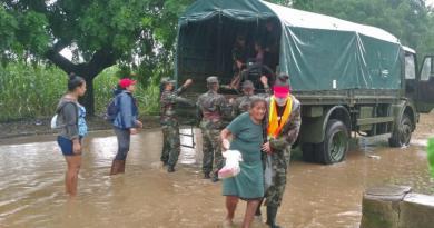 'Iota' se disipa pero amenaza con más lluvias e inundaciones a Centroamérica