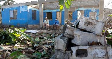 Huracán 'lota' y lluvias dejan 61 mil damnificados en Colombia