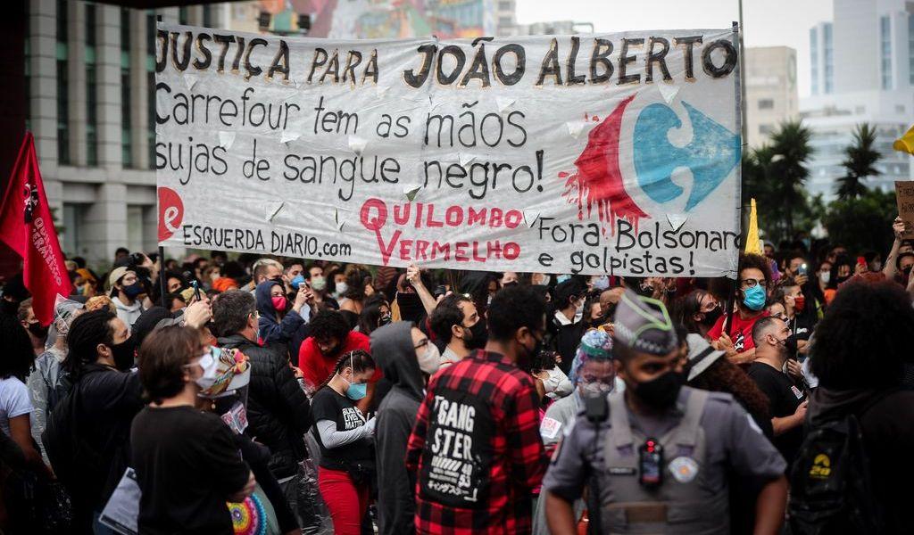 Protestas en Brasil por brutal asesinato