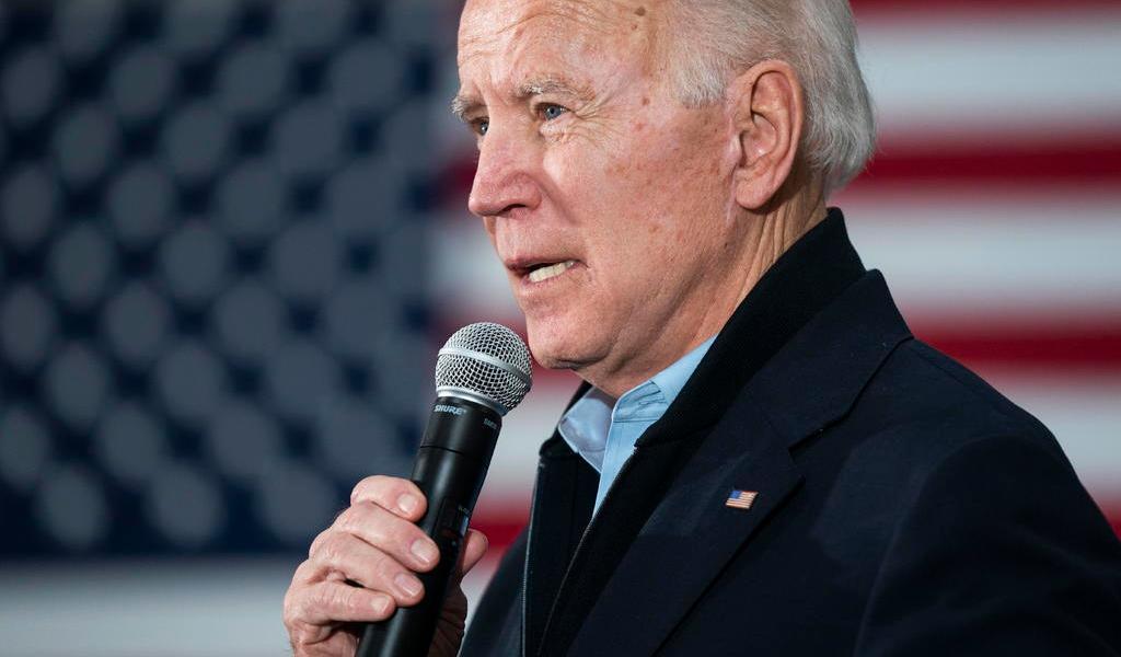 Presenta Biden a su equipo de seguridad nacional