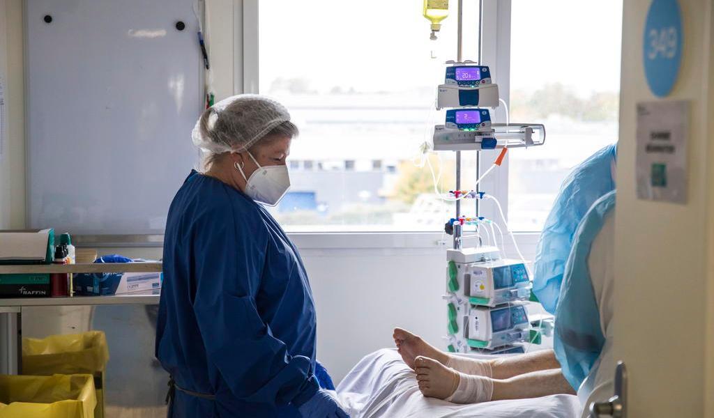 Supera Francia los 50 mil muertes por COVID-19