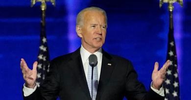Hablará Biden de unidad en mensaje de Acción de Gracias