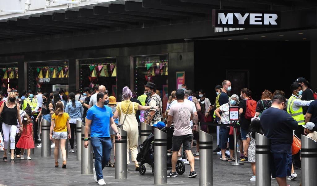 Pese a pandemia crece economía de Australia