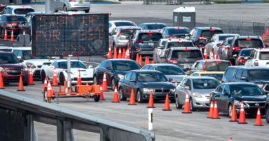 Florida reporta más de 10 mil casos de COVID por tercer día consecutivo