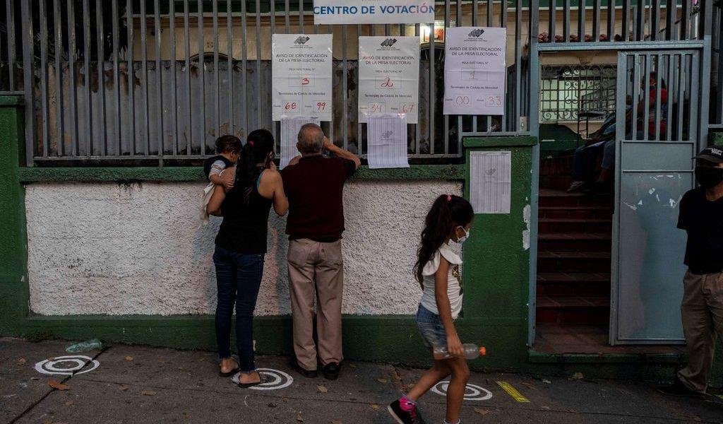 Elige Venezuela a su parlamento legislativo
