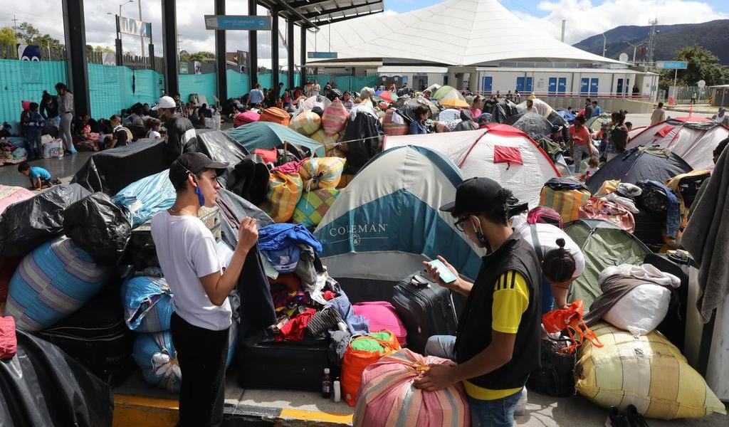 Lanza ONU plan para migrantes venezolanos por 1,440 mdd