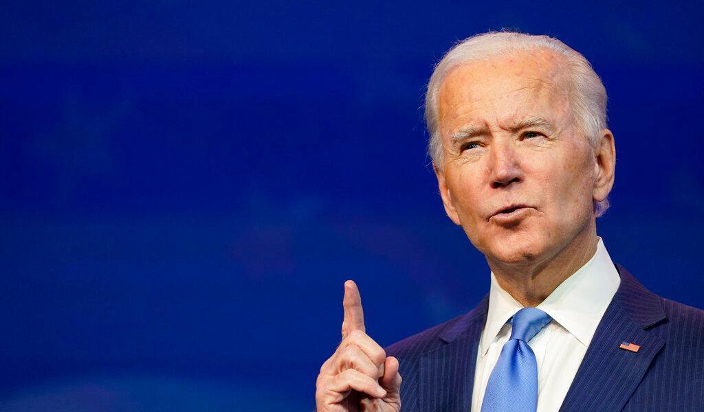 Joe Biden presenta equipo con puestos claves de su administración