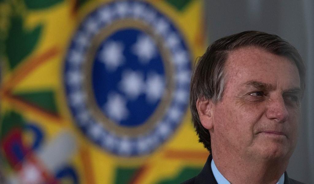 Corte Suprema emplaza a Bolsonaro para fecha de vacunación en Brasil