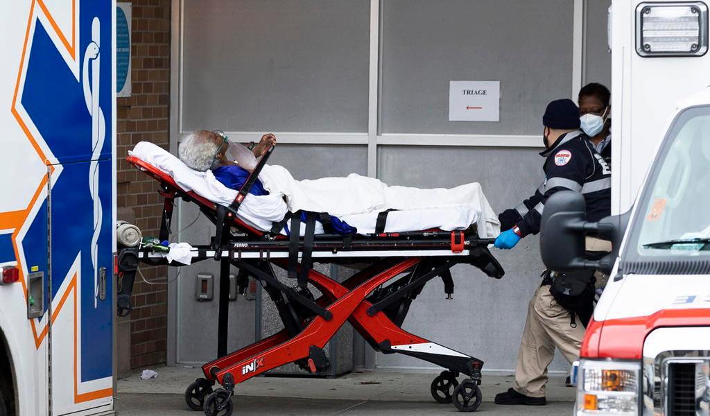 Supera EUA los 300 mil fallecimientos por COVID-19