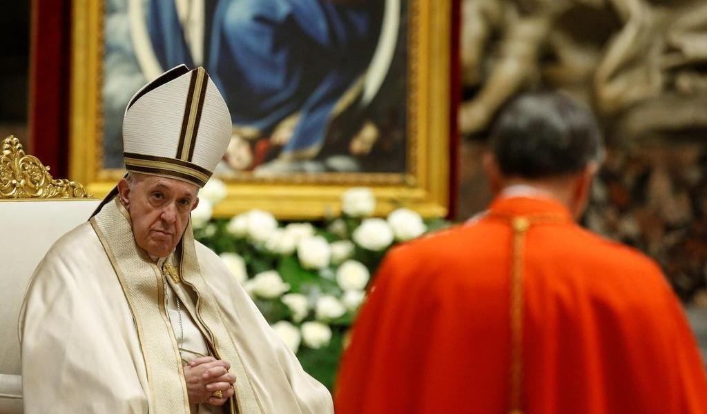 Papa Francisco celebra sus 84 años trabajando y recibiendo felicitaciones