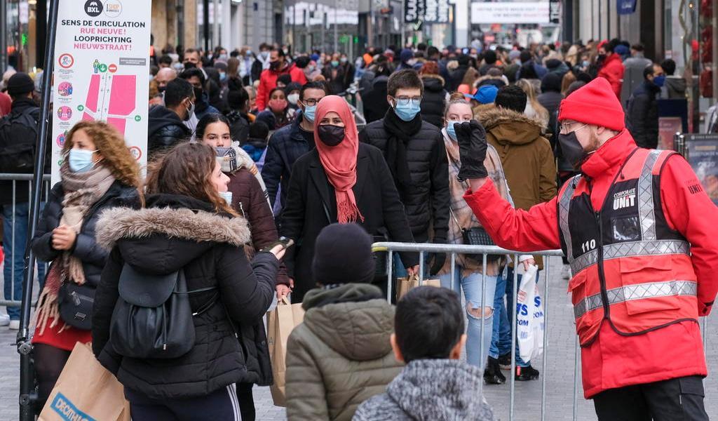Anuncia Bélgica que no endurece medidas; será más estricto con los viajes