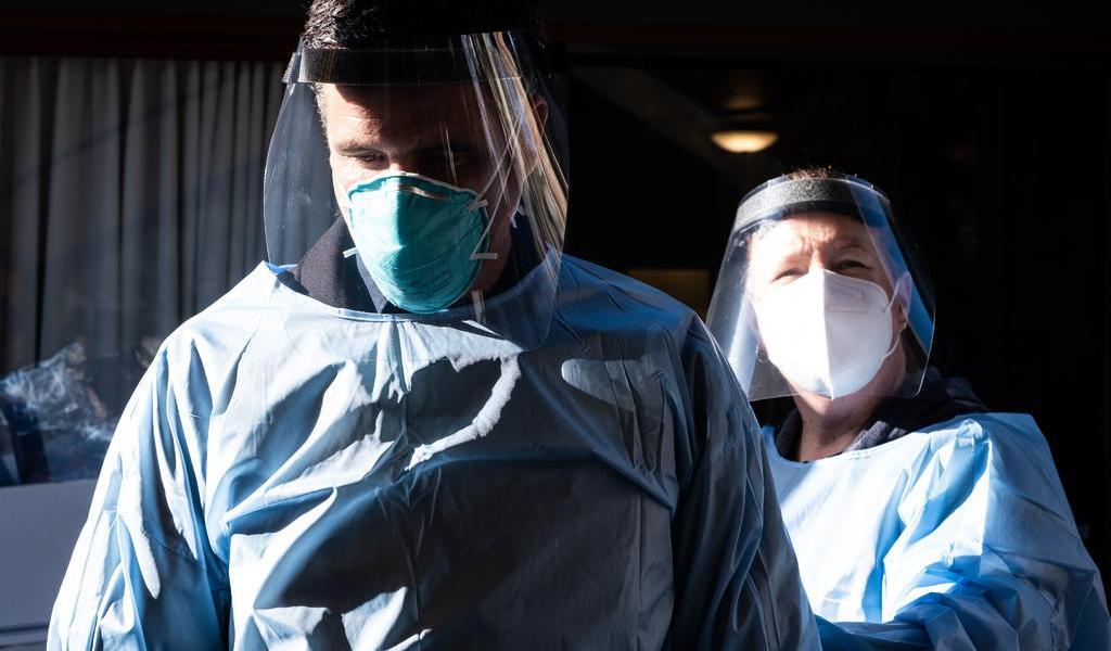California, en peligro de colapso sanitario por COVID-19