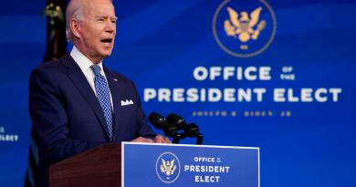 Señala Joe Biden poca prioridad de Trump a ciberseguridad
