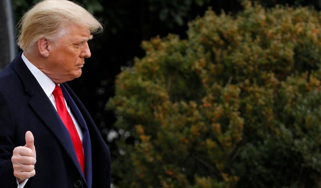 Concede clemencia a 20 personas el presidente de EUA: Donald Trump