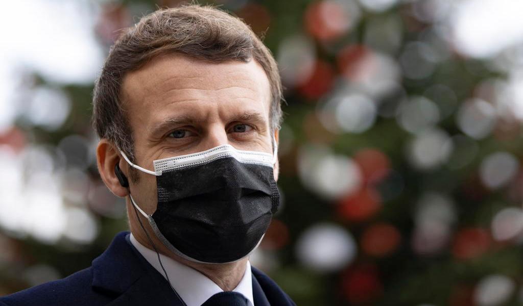 Destaca Macron la unidad y firmeza europea para un acuerdo esencial