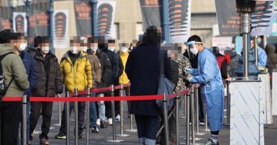 Tras éxito inicial, Corea del Sur en crisis por la pandemia