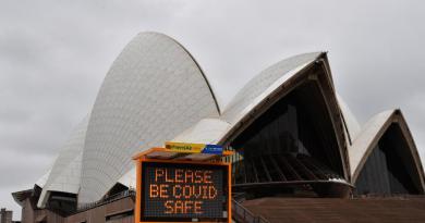 Australia refuerza restricción social en Sídney, de cara a celebración de Año Nuevo