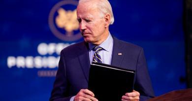 Hawley, Senador de Missouri, planea objetar victoria de Biden