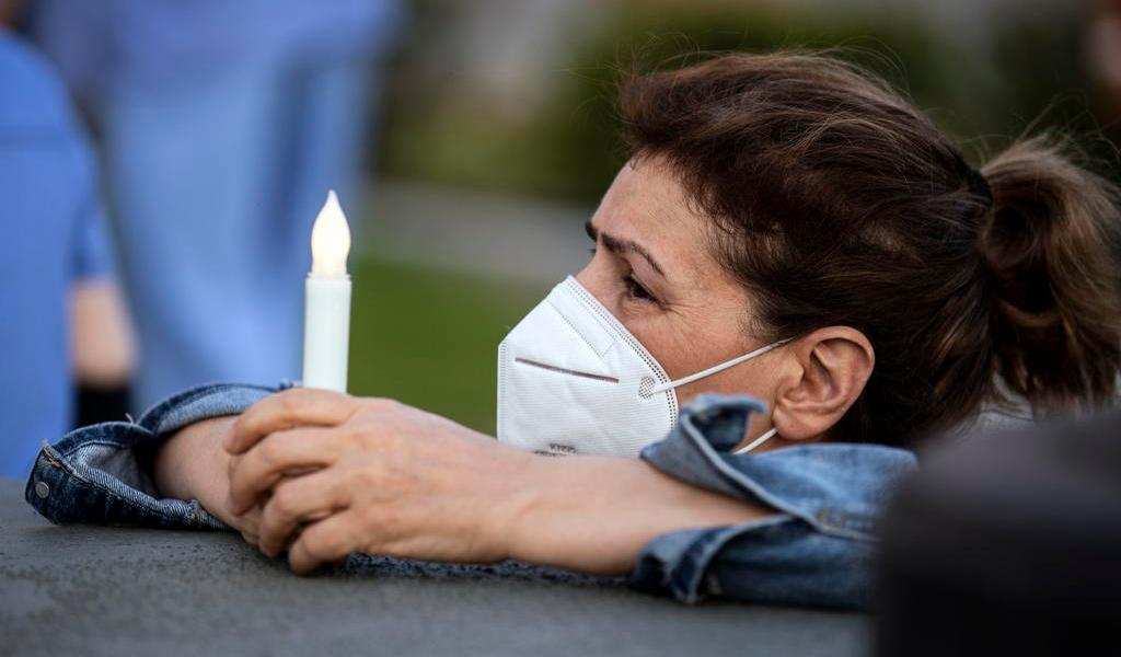 California rebasa las 25 mil muertes por COVID-19