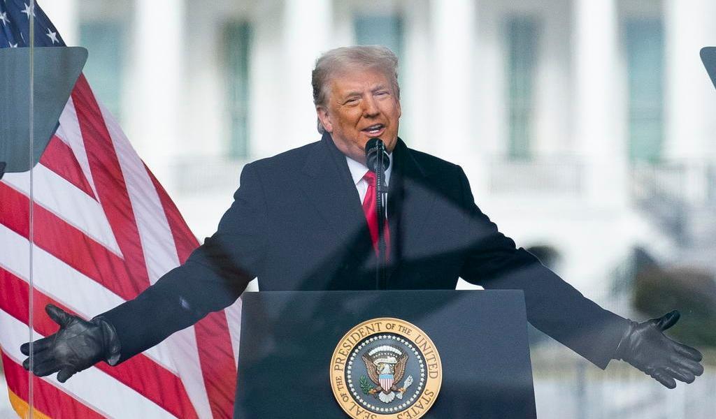 'Nunca concederé la victoria a Biden', advierte Trump