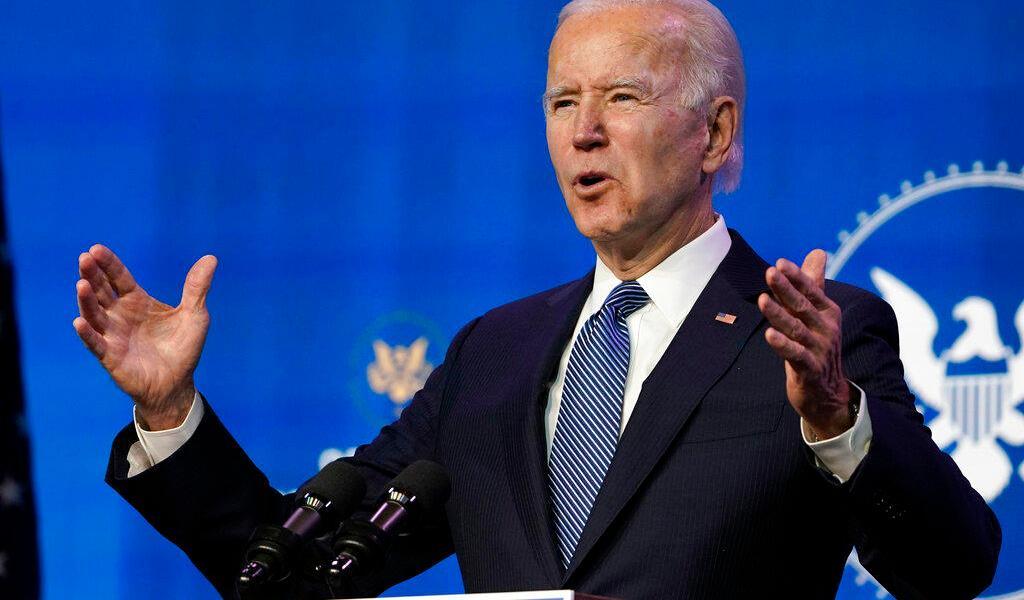 Biden califica como 'terroristas domésticos' a los asaltantes del Capitolio
