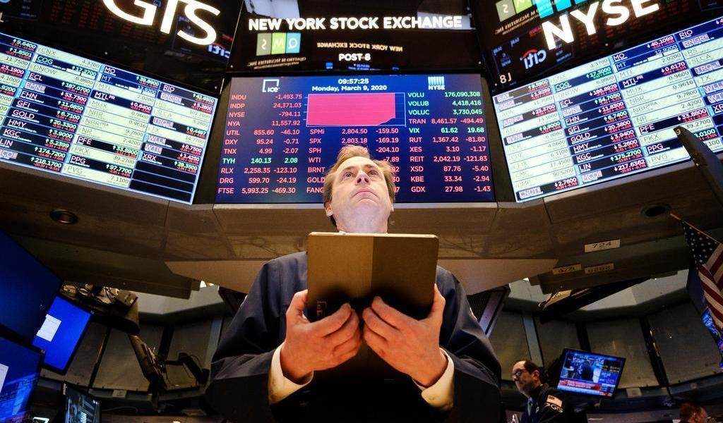 Wall Street registra récord de ganancias en su primera semana de 2021