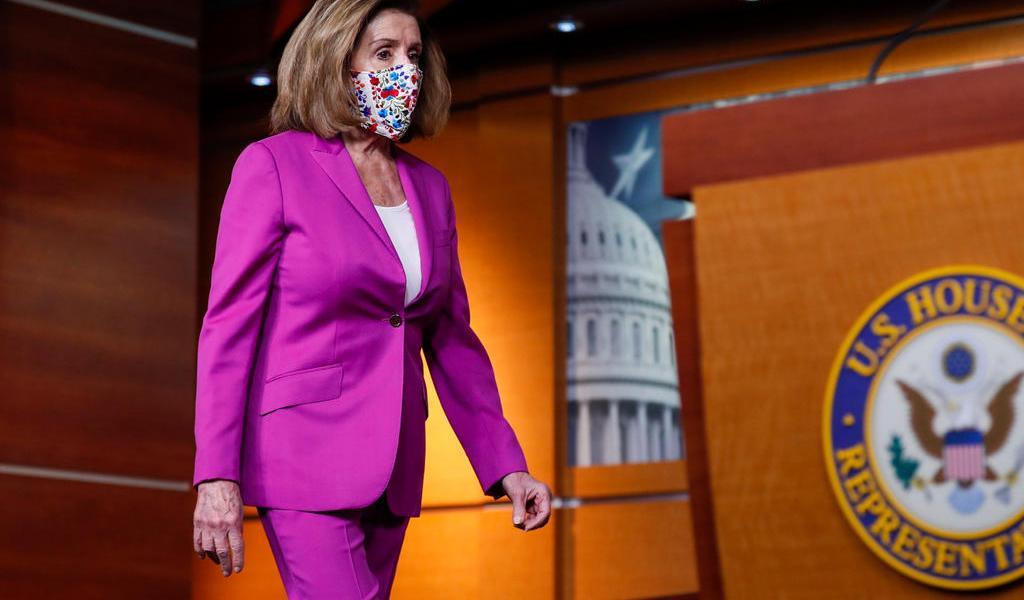 Preocupa a Nancy Pelosi orden de ataque nuclear de Donald Trump