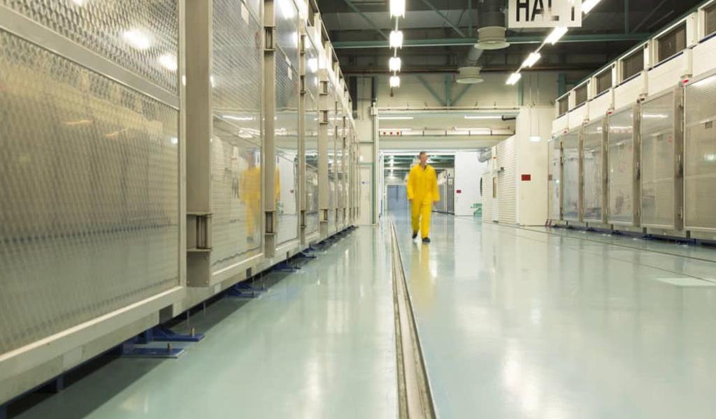 Instan a Irán a revertir producción de uranio por disposiciones de pacto nuclear
