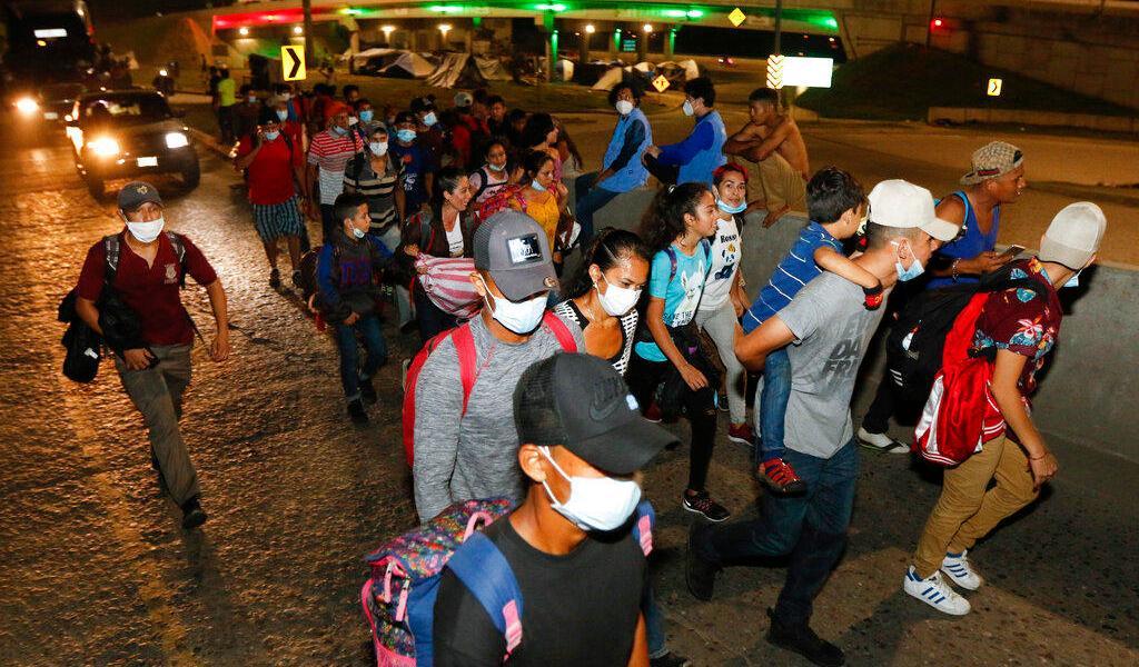 Registran 78 migrantes hondureños que retornaron a su país desde Guatemala