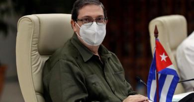 Canciller cubano denuncia sanciones de EUA contra Ministerio del Interior