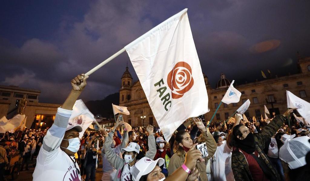Partido político FARC cambiará de nombre por su carga negativa