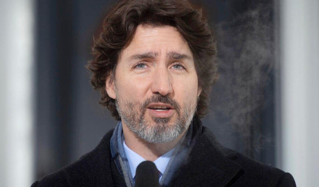 Trudeau afirma que colaborará con Biden para vencer al COVID