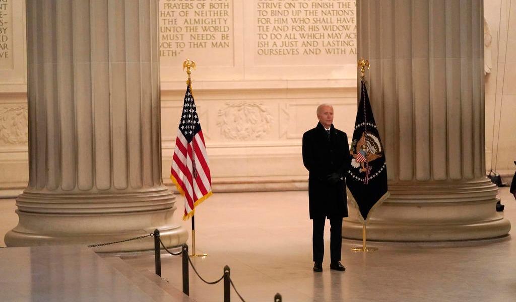 Buscará Biden extender último tratado con Rusia que limita arsenal nuclear