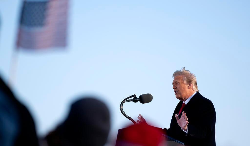 Juicio político a Trump podría activarse en el Senado en 'uno o dos días'