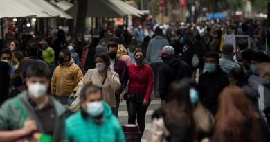 Registra Chile cifra más alta de casos en últimos meses